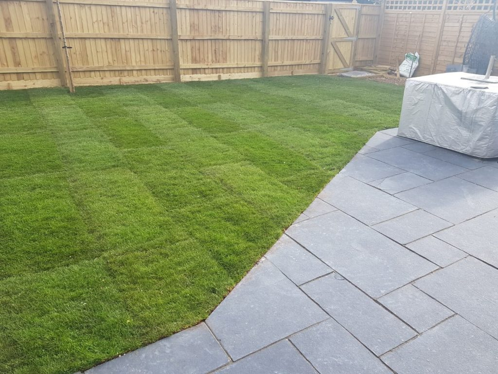 Lawn and Patio - Landscape Gardening